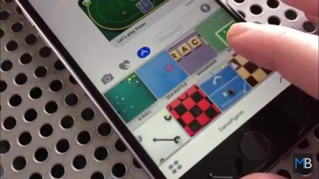 Free GamePigeon Two-Player Games All Tricks screenshot 5