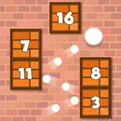 Magic Bricks And Ball icon