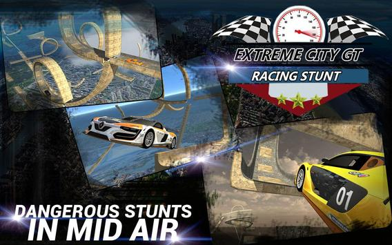 مدينة المتطرفة المثيرة سباق GT تصوير الشاشة 2