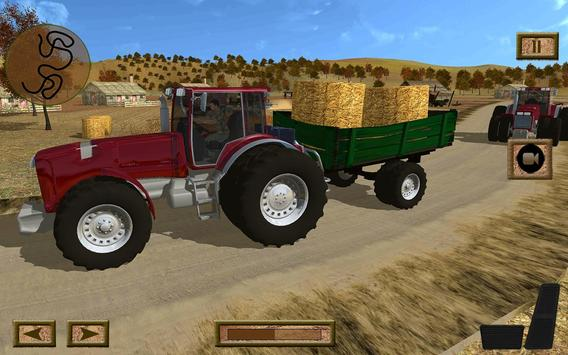 Harvest Farmer Cargo Tractor apk screenshot