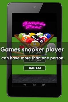 Game Pool Billiards Pro poster