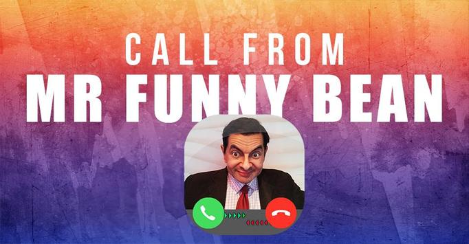 Fake Call From Mr Funny Bean poster