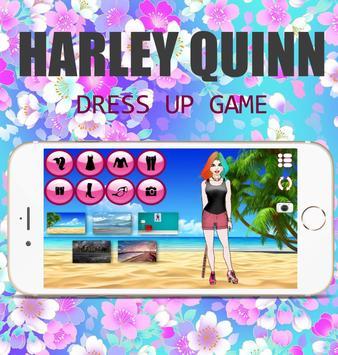 Harley Quinn Dress up Fashion screenshot 4