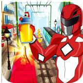 Subway Power Adventure Ran icon