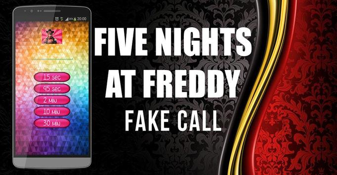 Fake Call Freddy Farce poster