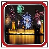 Fireworks 3D icon