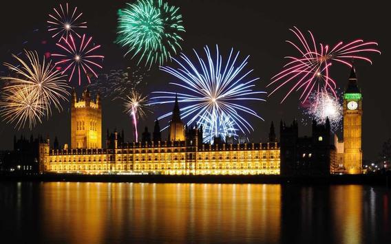 Fireworks 3D screenshot 1