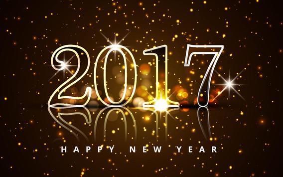 Happy New Year 2017 screenshot 3