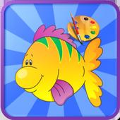 Fish Coloring icon