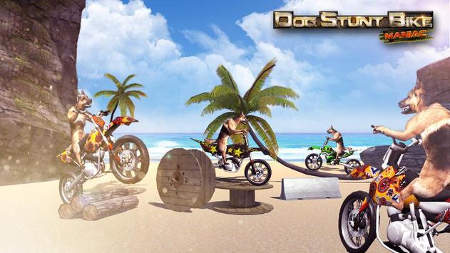Dog Bike Stunt Games screenshot 2