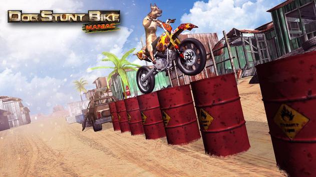 Dog Bike Stunt Games screenshot 3