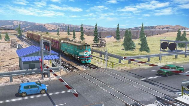 Train Games 3D poster