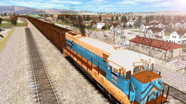 Train Games 3D apk screenshot