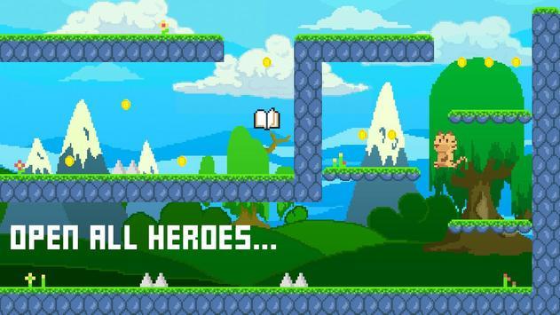 Heroes of Magic Forest Free apk screenshot