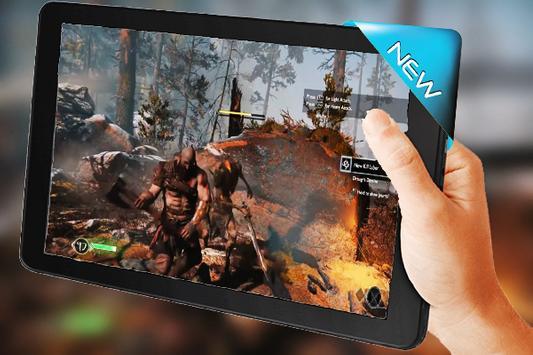 The God of War GameHint screenshot 3