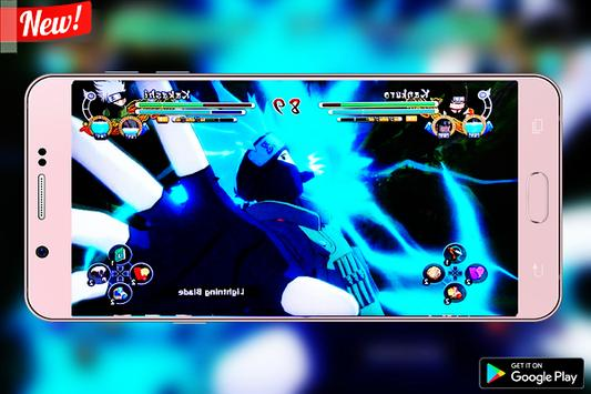 Ultimate Ninja Naruto Senki Storm 4 GameCheat screenshot 7