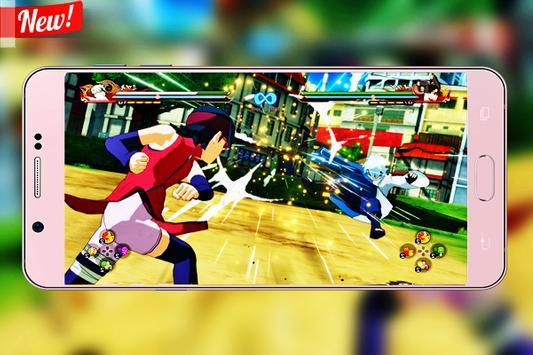 Ultimate Ninja Naruto Senki Storm 4 GameCheat poster
