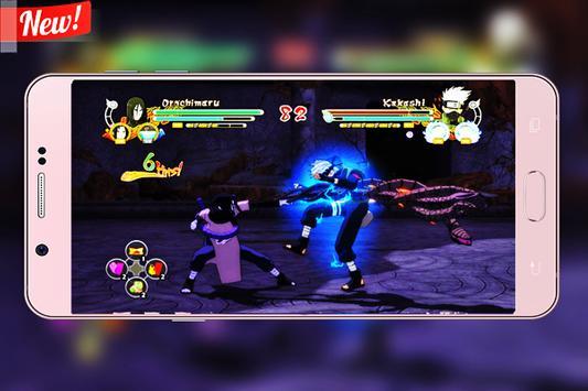 Ultimate Ninja Naruto Senki Storm 4 GameCheat screenshot 2