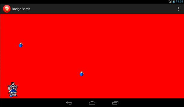 DodgeBomb apk screenshot