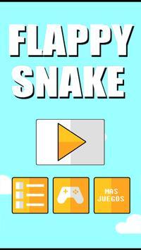 Flappy Snake apk screenshot