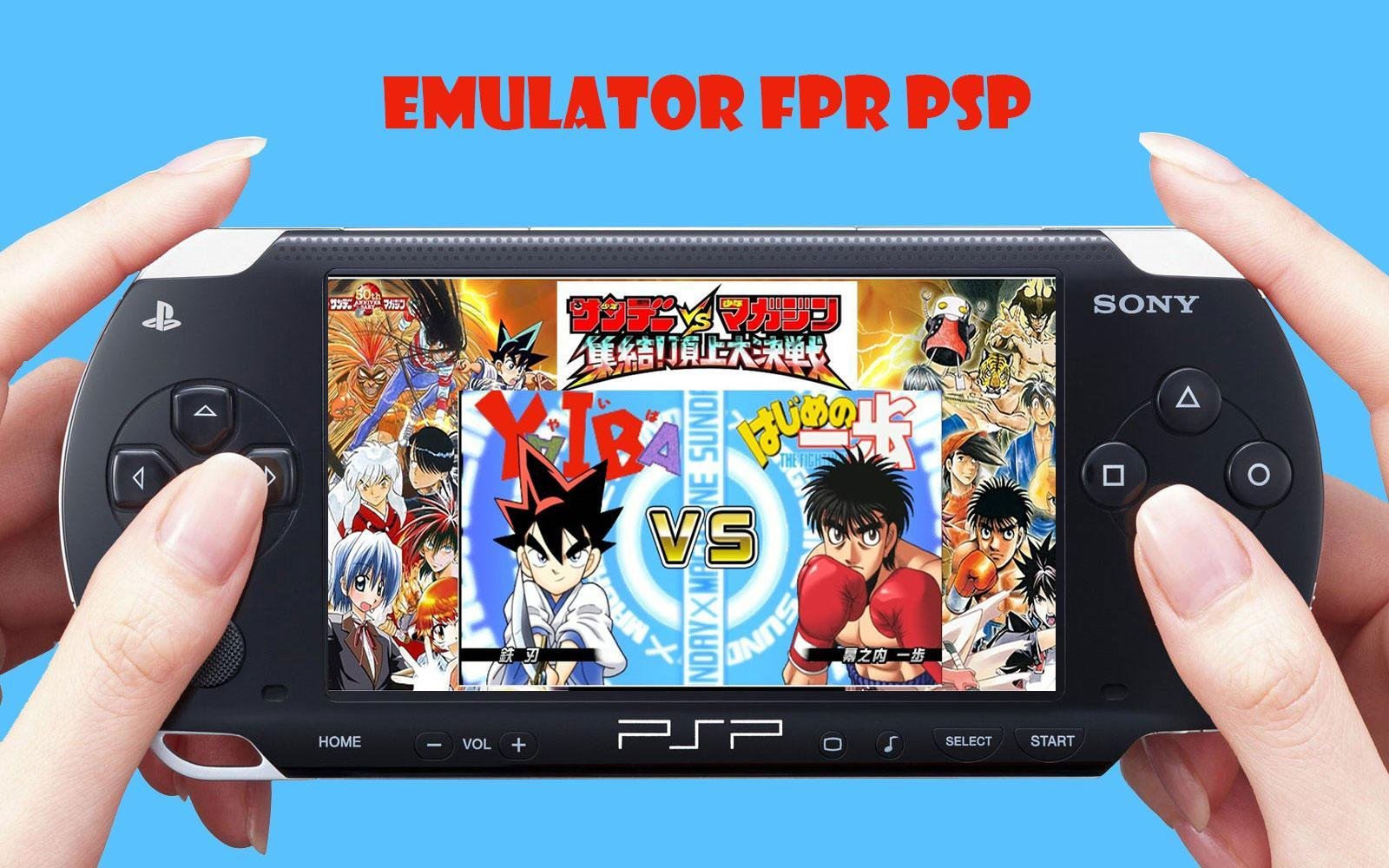 psp for android: psp 2018 simulator for Android - APK Download