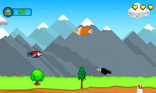 Birdy Meadow screenshot 4