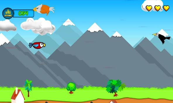 Birdy Meadow screenshot 1