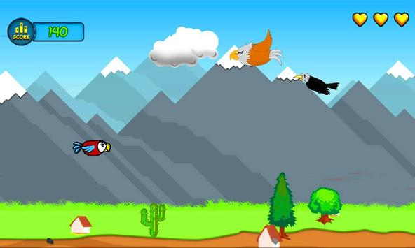 Birdy Meadow screenshot 2