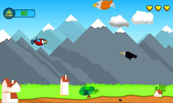 Birdy Meadow screenshot 3
