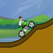 Jungle MotorBike Racing icon