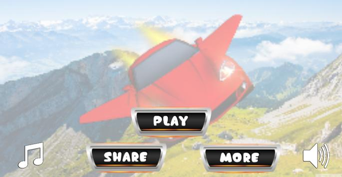 Flying Car Flight Simulator HD apk screenshot