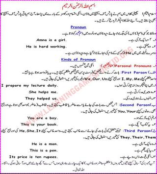 Learn English Tenses In Urdu Apk Download Free Education App For