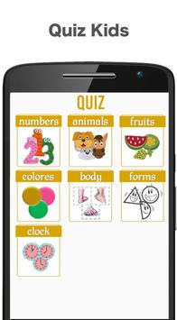 Quiz Kids - Inglês apk screenshot