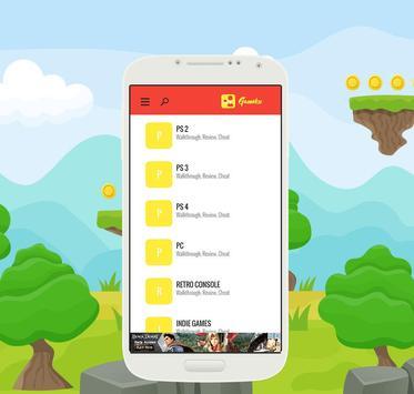 Gameku: Walkthrough, Review, Cheat Permainan screenshot 1