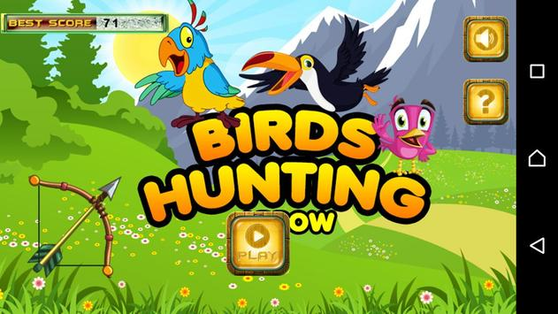 Archery Birds Hunting : Duck Hunting poster