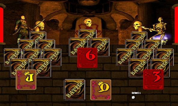 Battle Cards screenshot 1