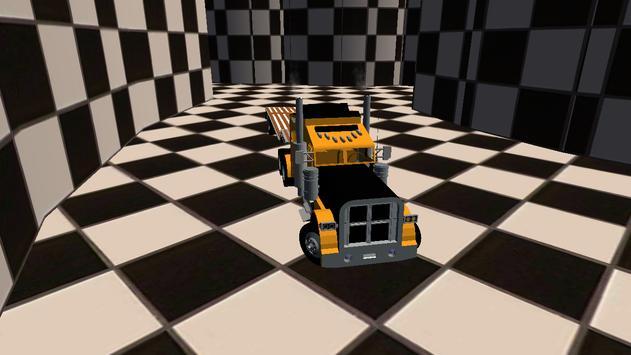 Labirent Savaşçısı Tır apk screenshot