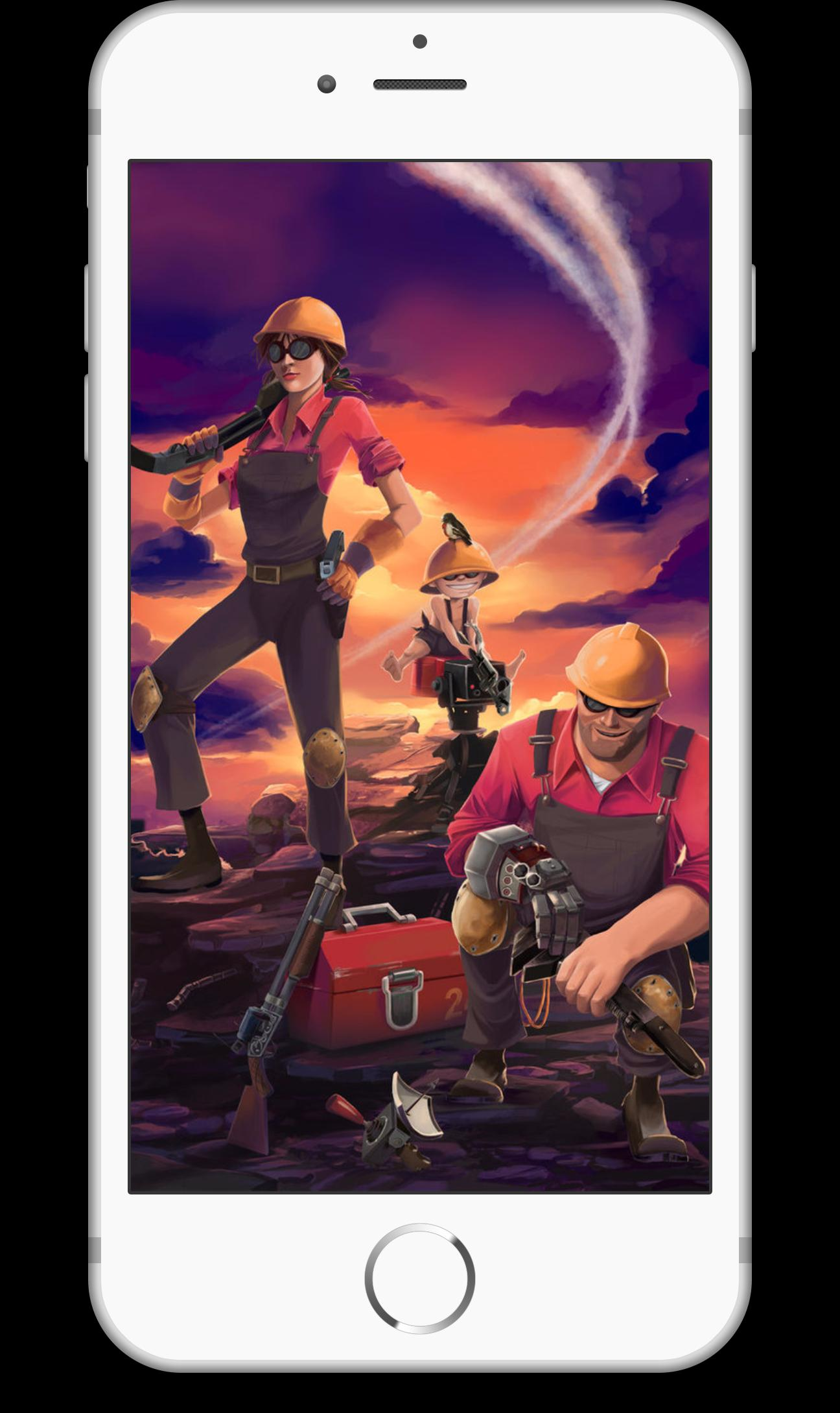 Team Fortress 2 Wallpaper Hd For Android Apk Download