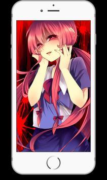 WALLPAPER YUNO GASAI By Staxiemaxie Source Yuno Gasai Wallpaper HD For Android APK Download