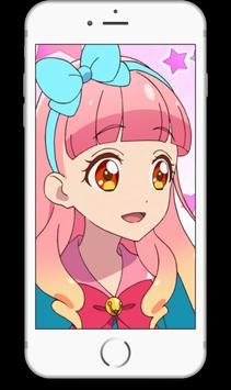 Aikatsu Friends Wallpapers 4K HD screenshot 10