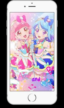 Aikatsu Friends Wallpapers 4K HD screenshot 9