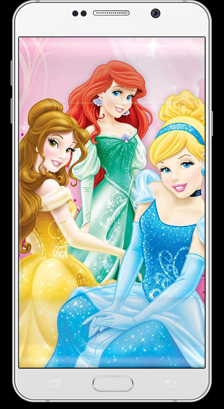 Disney Princess Characters Wallpapers Hd For Android Apk Download