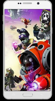 Art Plants vs Zombies Wallpapers HD screenshot 2