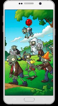 Art Plants vs Zombies Wallpapers HD screenshot 5