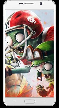 Art Plants vs Zombies Wallpapers HD screenshot 8
