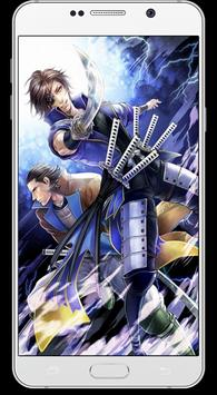 Sengoku Basara Wallpapers HD screenshot 5