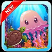Finding Fish Undersea icon