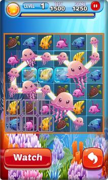 Finding Fish Undersea screenshot 1