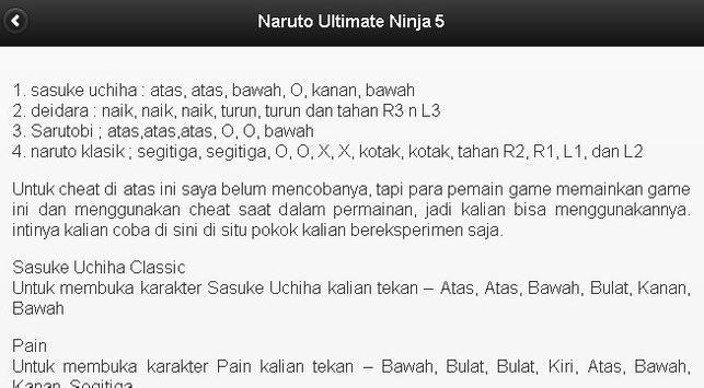 Kode Curang Game: PS3 Lengkap screenshot 3