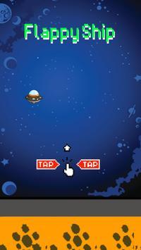 Flappy Shipp - Lite poster